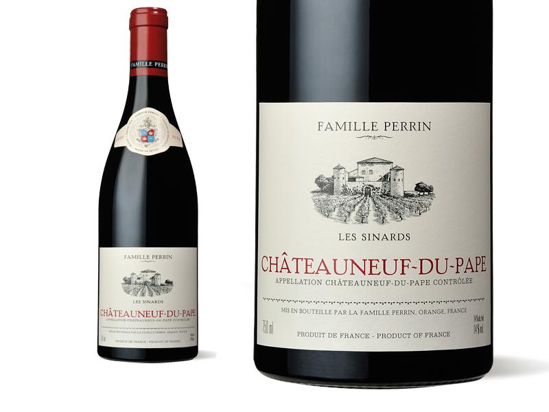 famille perrin châteauneuf du pape aoc châteauneuf