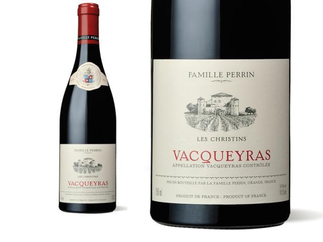 Famille Perrin Vacqueyras - Les Christins - 2014
