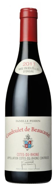Coudoulet Rouge 2011