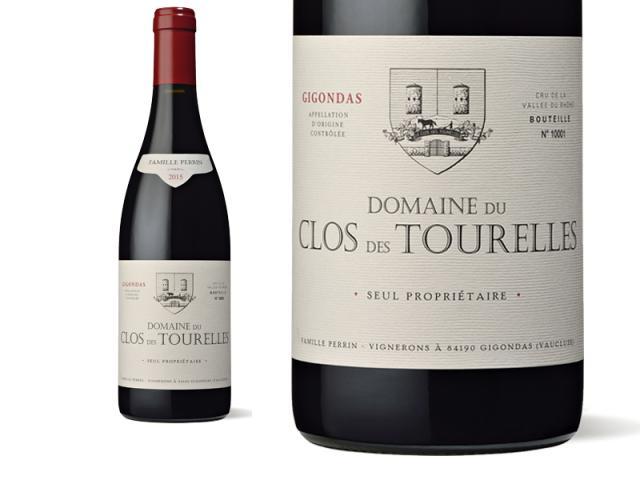 Domaine du Clos des Tourelles - 2015