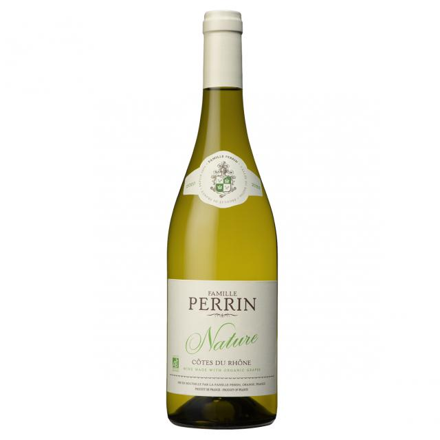 Famille Perrin Nature Blanc - 2020