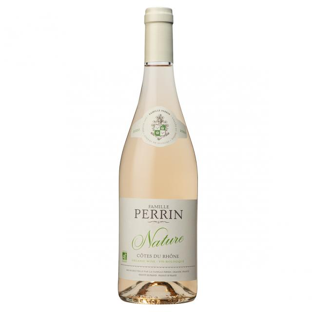 Famille Perrin Nature Côtes du Rhône Rosé - 2020