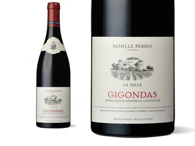 Famille Perrin Gigondas - La Gille - 2016