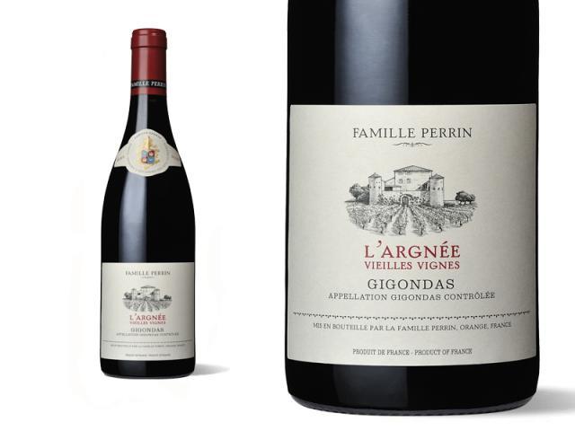 Famille Perrin Sélections Parcellaires Gigondas - L'Argnée Vieilles Vignes - 2015