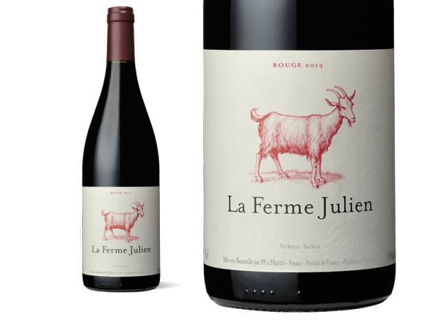 La Ferme Julien Ventoux Rouge 2015