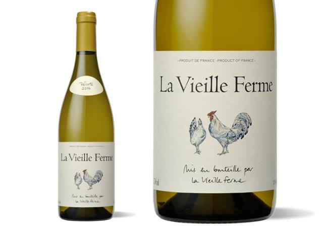 La Vieille Ferme Blanc 2014 VDF Macro