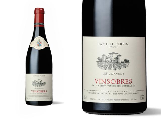 Famille Perrin Vinsobres - Les Cornuds 2014