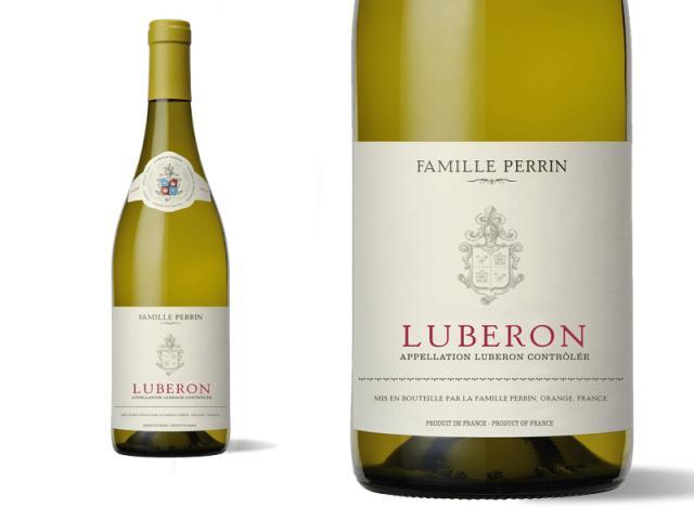 Famille Perrin Luberon Blanc - 2019