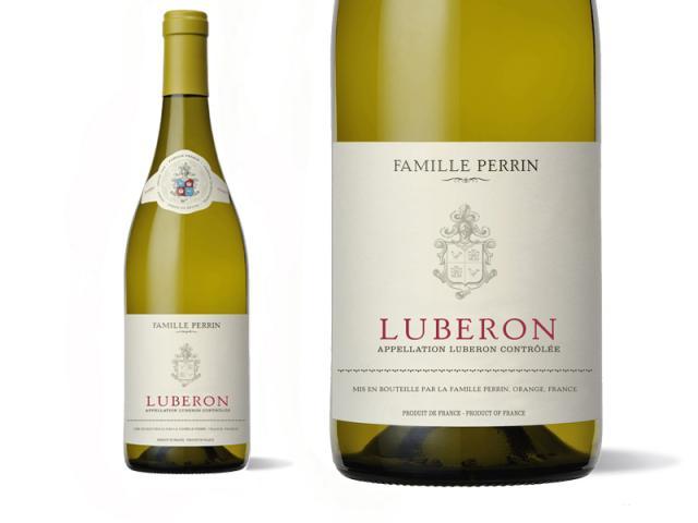 Famille Perrin Luberon Blanc - 2020