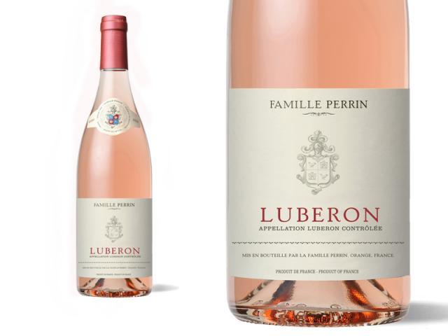 Luberon Rosé 2019 Macro