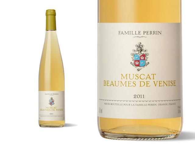 Famille Perrin Muscat Beaumes de Venise Blanc - 2011
