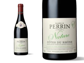 Famille Perrin Nature Côtes du Rhône Rouge - 2014