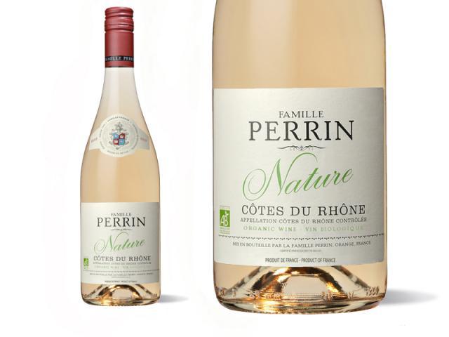Perrin Nature Rosé 2019 Macro