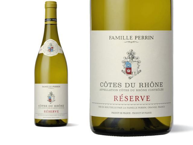 Famille Perrin Réserve Côtes du Rhône Blanc - 2014