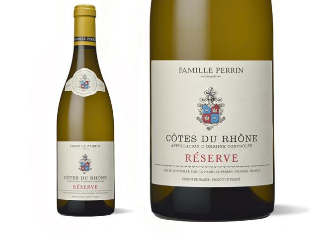 Famille Perrin Réserve Côtes du Rhône Blanc - 2020