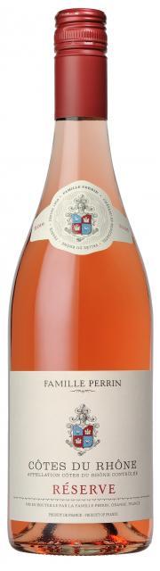Perrin Réserve Rosé 2016 vis