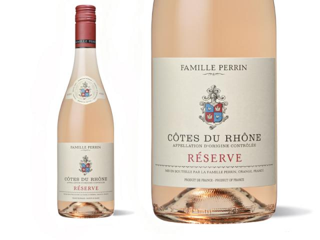Perrin Réserve Rosé - 2020 Macro