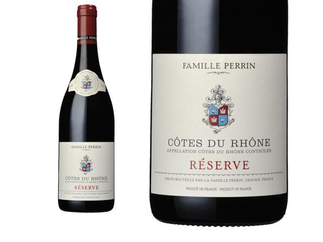 Famille Perrin Réserve Côtes du Rhône Rouge - 2015