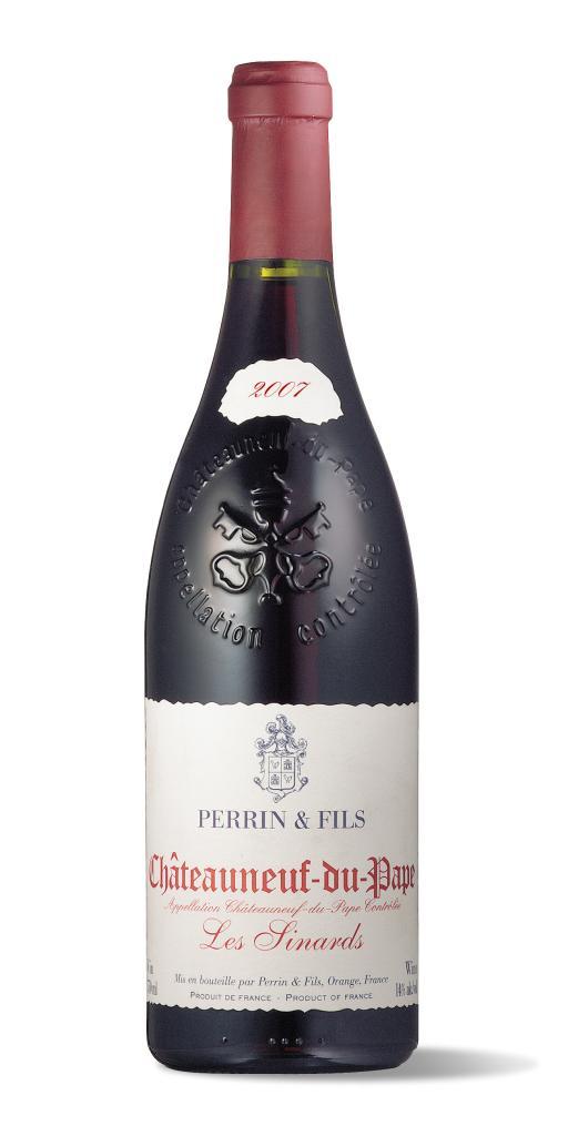 Célèbre Perrin & Fils Châteauneuf-du-Pape , AOC Châteaune AS46