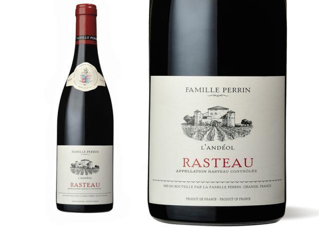 Famille Perrin Rasteau - L'Andéol - 2013