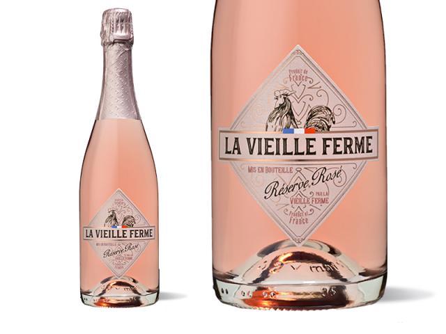 La Vieille Ferme Réserve Rosé Sparkling