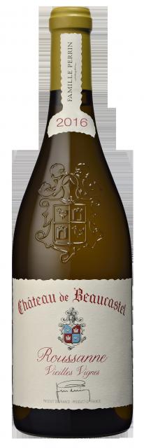 Château de Beaucastel Châteauneuf-du-Pape Blanc Roussanne Vieilles Vignes 2016 AOC Châteauneuf-du-Pape