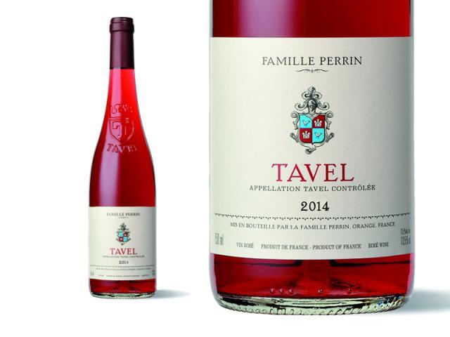 Famille Perrin Tavel - 2014