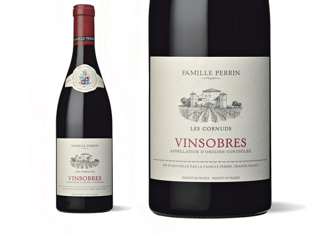Famille Perrin Vinsobres - Les Cornuds Macro - 2019