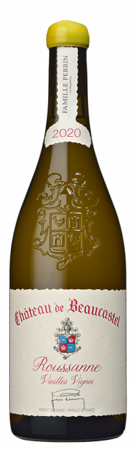 Château de Beaucastel Châteauneuf-du-Pape Blanc Roussanne Vieilles Vignes 2020 AOC Châteauneuf-du-Pape