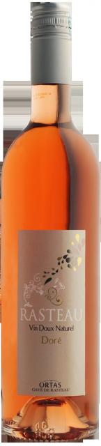 Doré, AOC Vin Doux Naturel Rasteau
