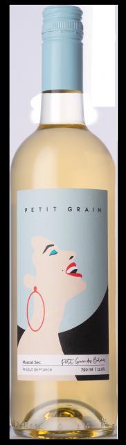 Petit Grain, Muscat Sec, Blanc, 2019