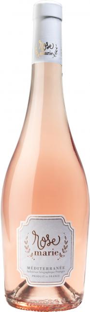 Rosemarie - Rosé, IGP Méditerranée, Rosé, 2020