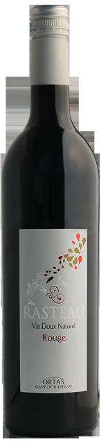 AOC Vin Doux Naturel Rasteau, Rouge