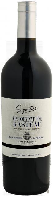 Signature, AOC Vin Doux Naturel Rasteau, Rouge 2015