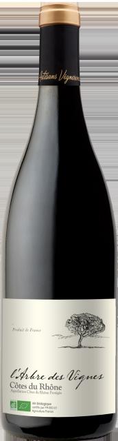 L'Arbre des Vignes, AOC Côtes du Rhône, Rouge, 2019