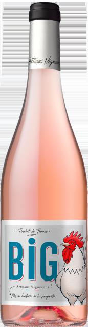 Big, IGP Méditerranée, Rosé, 2020