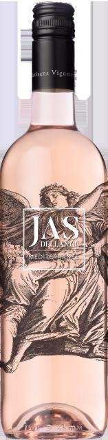 Jas Dellange, IGP Méditerranée, Rosé, 2019