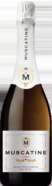 BT   Muscatine Rosé Vin de France