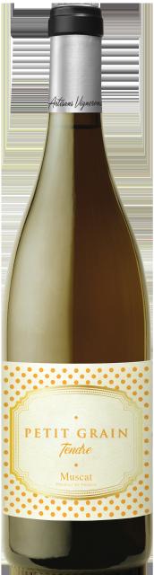 BT   Petit Grain IGP Vaucluse Blanc Tendre