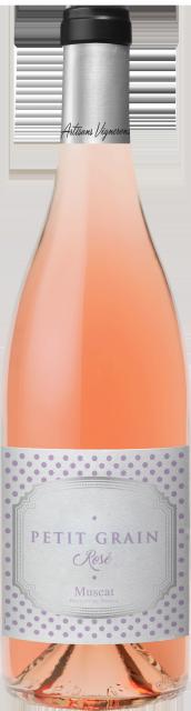 Petit Grain - Rosé, IGP Vaucluse, Rosé, 2018