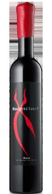 Rouge Exclusif, AOC Muscat de Beaumes-de-Venise, Rouge Moelleux