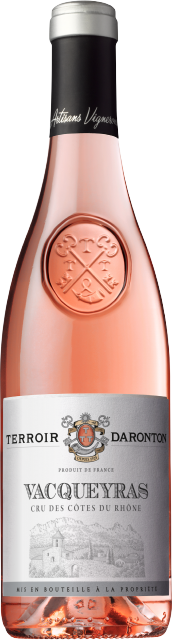 BT   Terroir Daronton Vacqueyras Rose