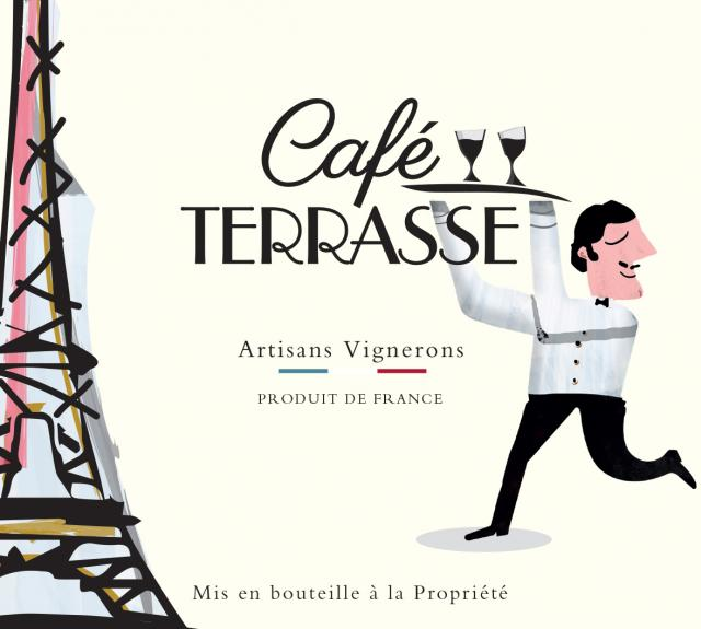 ET   Cafe Terrasse IGP Vaucluse