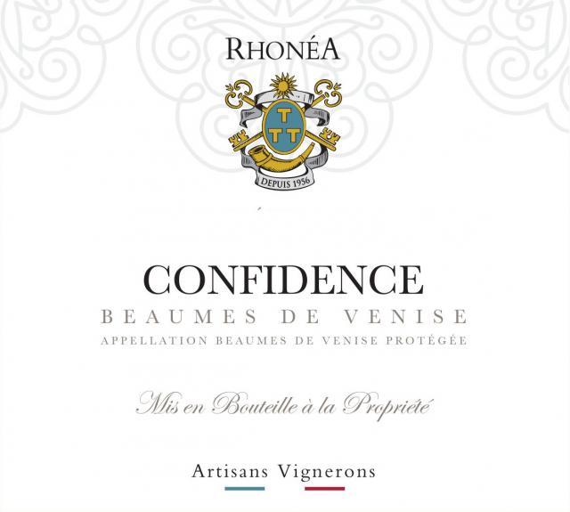 ET   Confidence AOC Beaumes de Venise