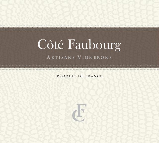 ET   Côté Faubourg   IGP Vaucluse   Blanc e Rosé