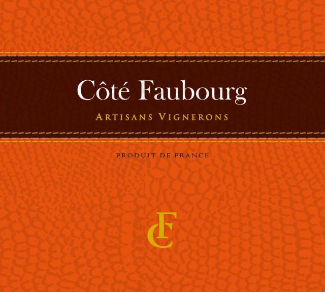 ET   Côté Faubourg   IGP Vaucluse   Rouge