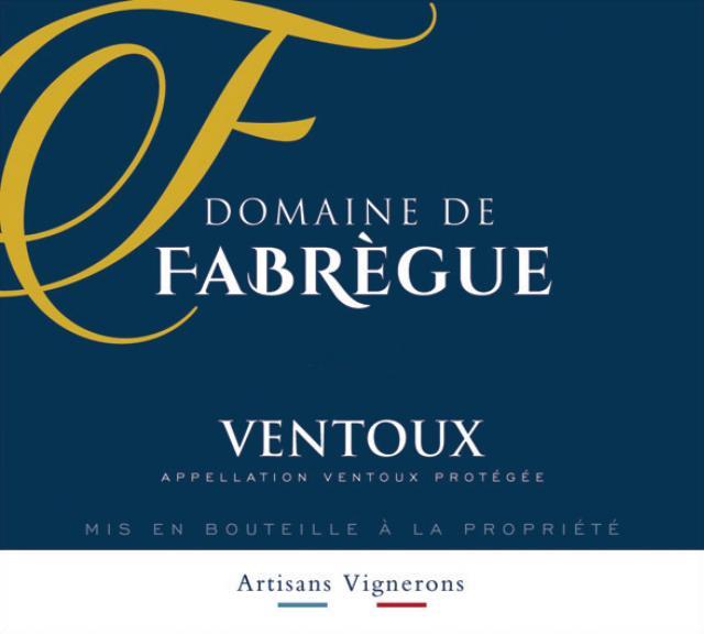 ET   Domaine de Fabregues AOP Ventoux Rouge