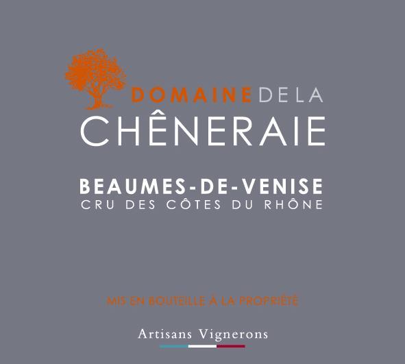 ET   Domaine de la Chaineraie AOP Beaumes de Venise Rouge