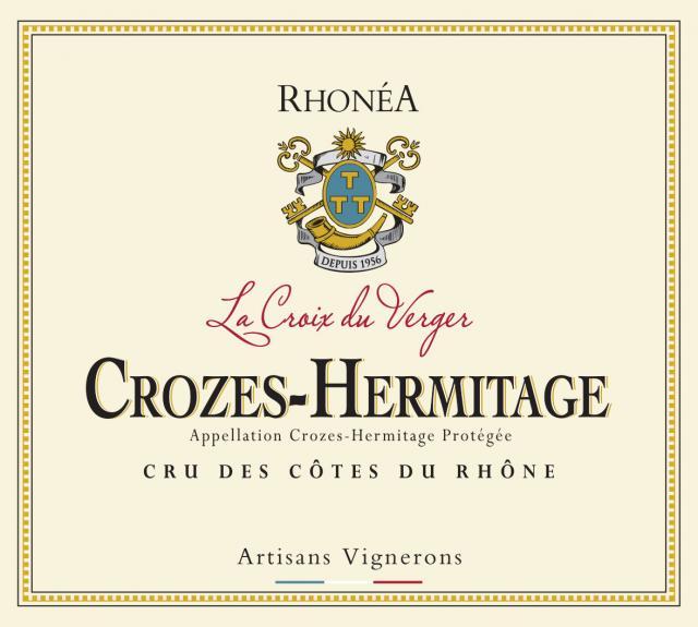ET   La Croix du Verger AOC Crozes Ermitage