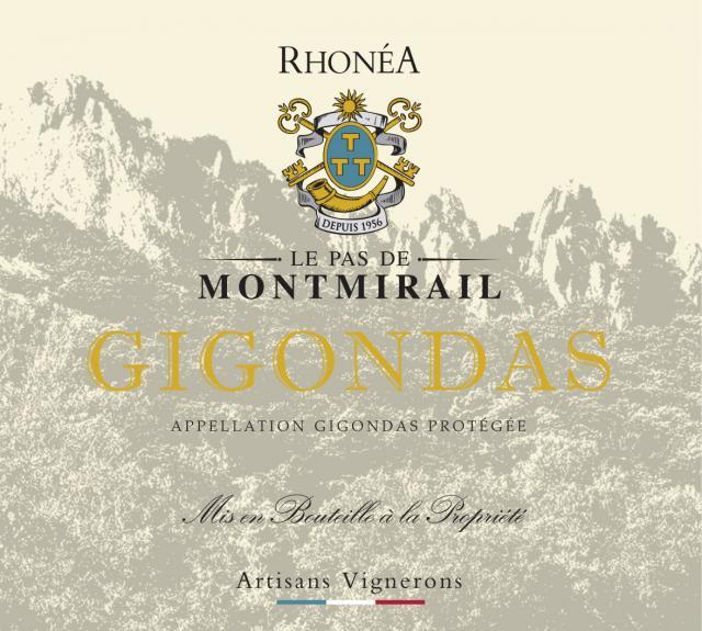 ET   Le Pas de Montmirail AOC Gigondas
